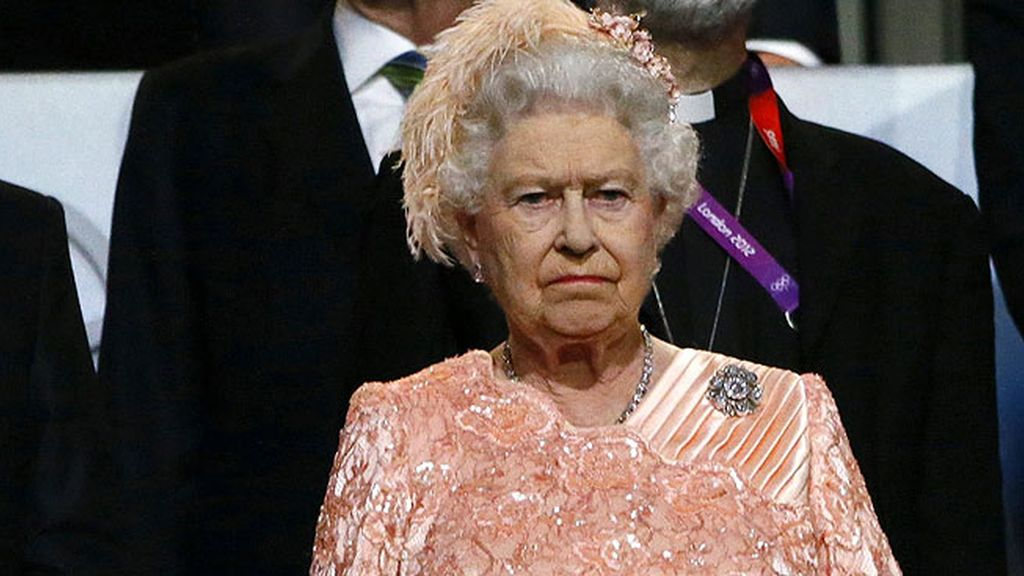 La reina Isabel II fue la maestra de ceremonias