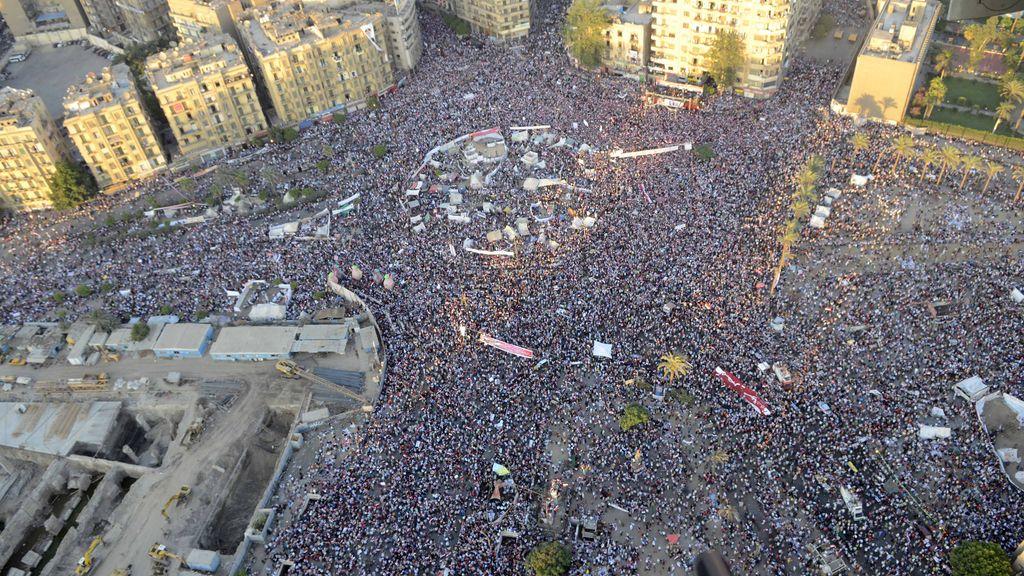 Unos 29 millones de personas secundaron la convocatoria de manifestación del Ejército