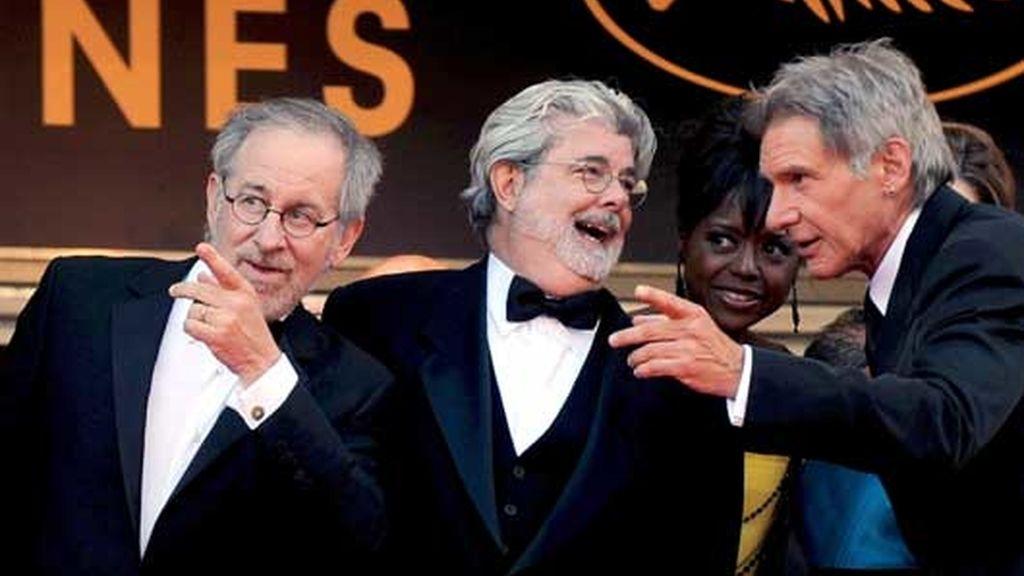 Indiana Jones en Cannes