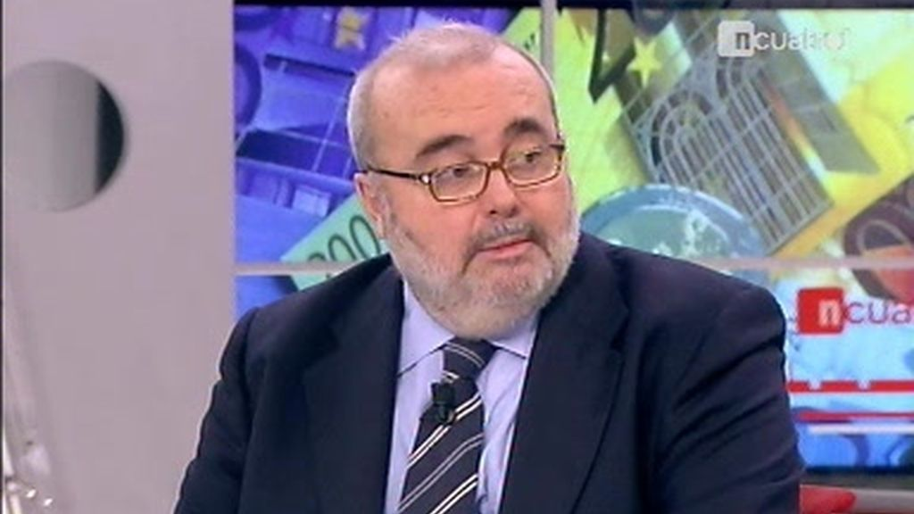 Javier Gómez Navarro nos habla sobre la criris en España