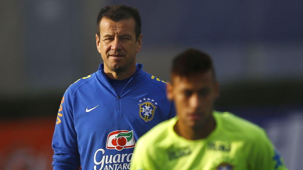 """Dunga: """"Tenemos que encontrar soluciones para el equipo sin Neymar"""""""