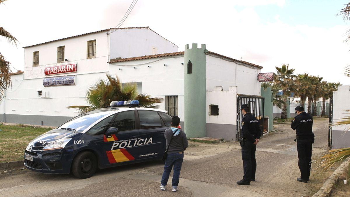 Tiroteo en Badajoz