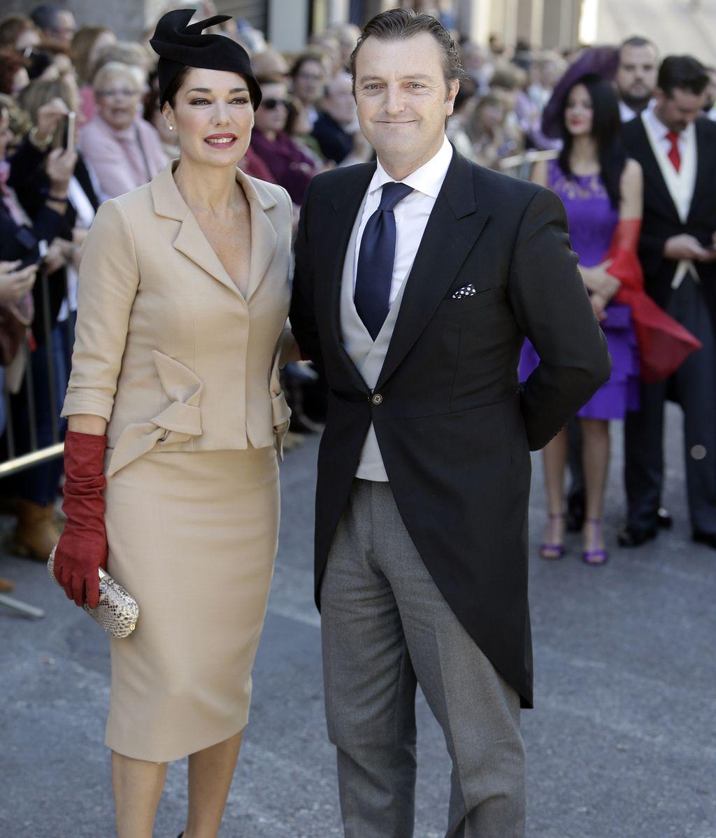 La modelo y ex miss Raquel Revuelta y el torero Raúl Gracia 'El Tato'