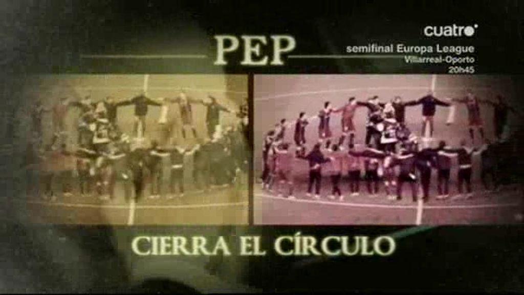Pep cierra el círculo