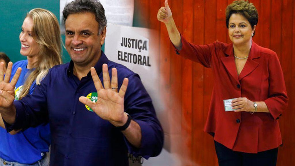 Brasil elige entre sumar 16 años de izquierda o dar un giro a la derecha
