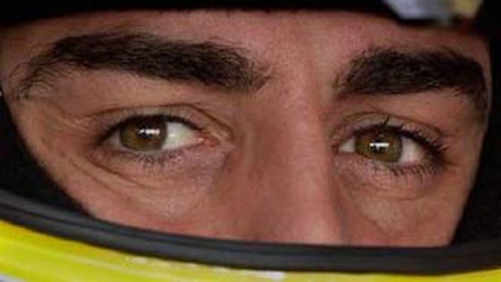 Fernando Alonso se queda sin su tercer mundial FOTO:GTRES