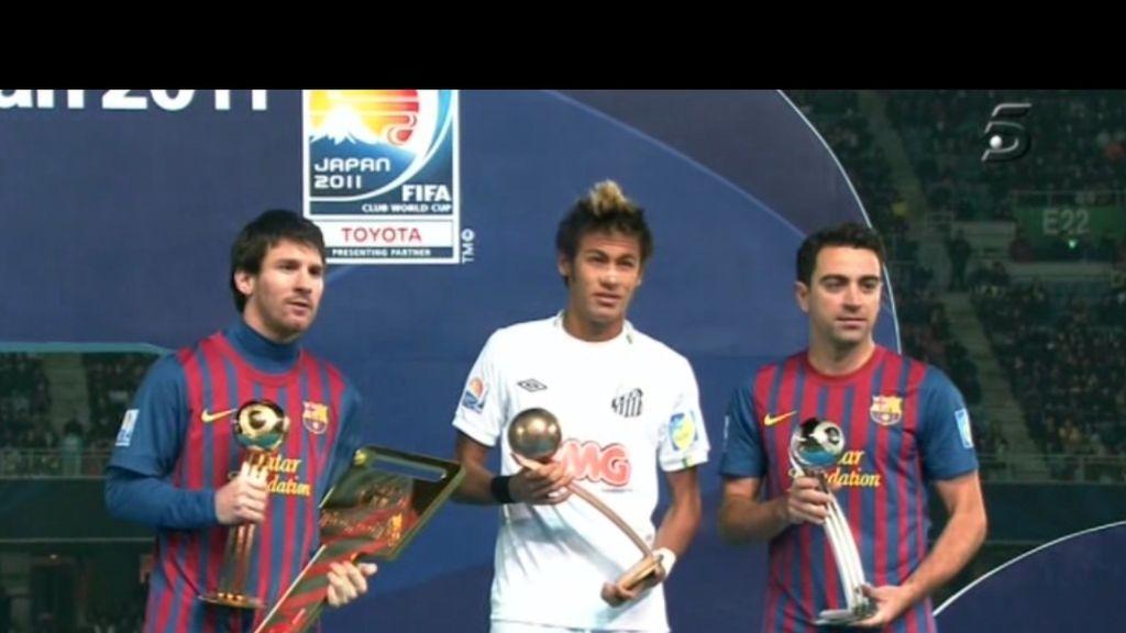 Barça, campeón. Leo Messi, mejor jugador