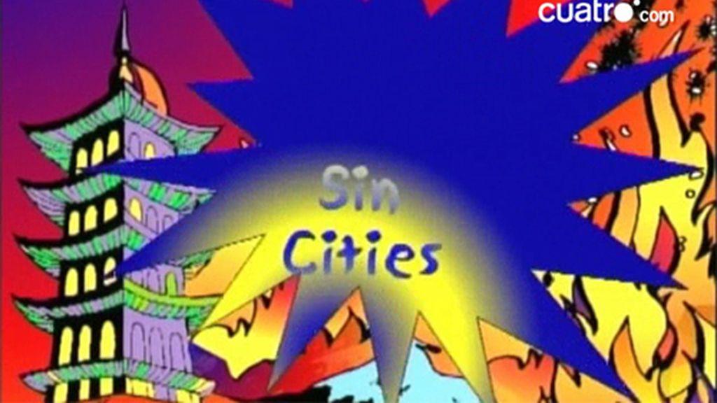 Ciudades del pecado