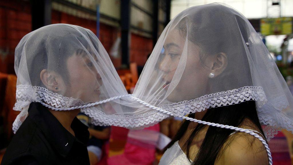 Boda homosexual en Filipinas