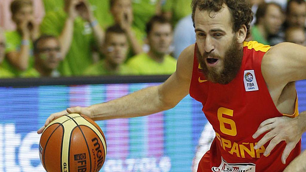Sergio Rodríguez Eurobasket