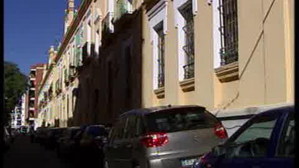 Degollada en Sevilla