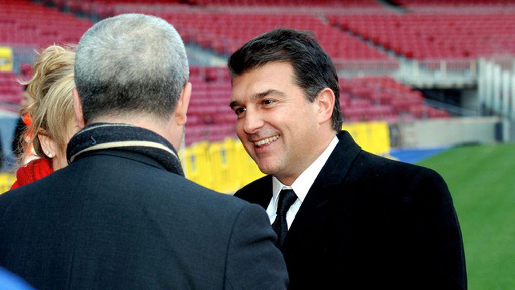 """Laporta: """"Deberían convocar elecciones a final de temporada"""""""