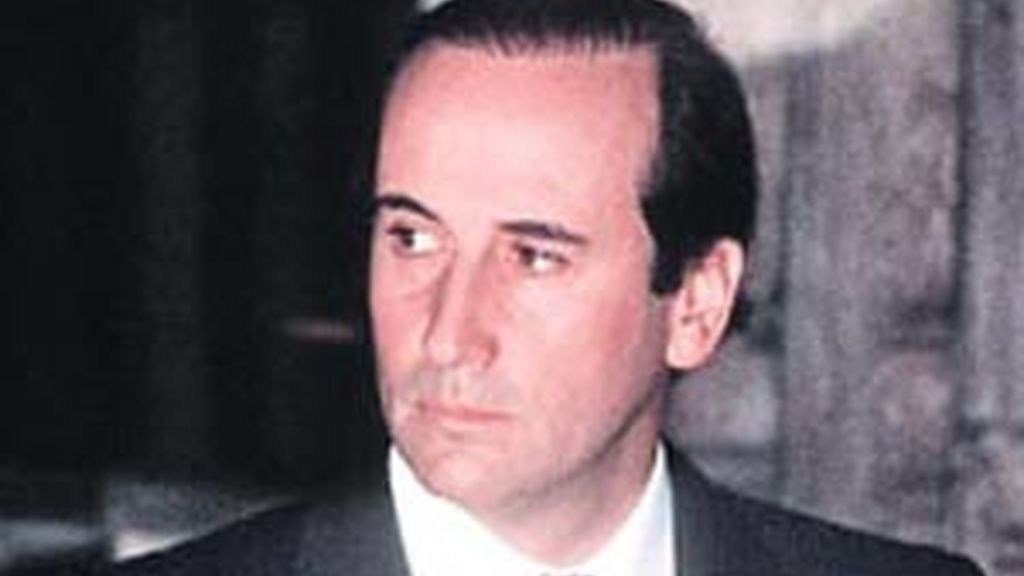 Foto de archivo de Francisco Franco Martínez-Bordiú.