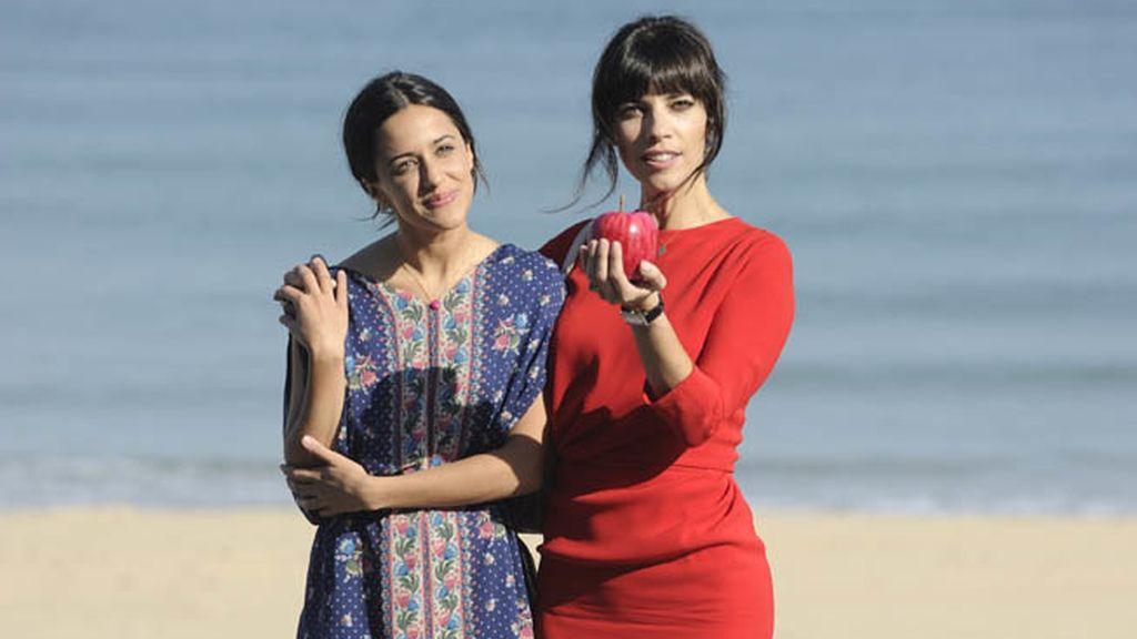 Macarena García y Maribel Verdú presentan 'Blancanieves'