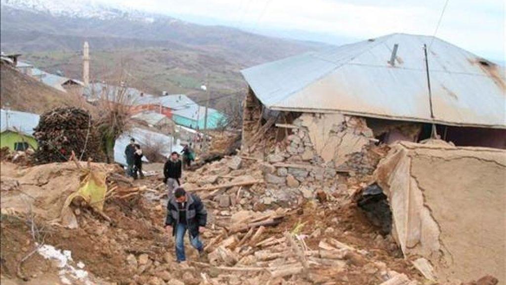 En 2010, otro terremoto tuvo lugar en Turquía