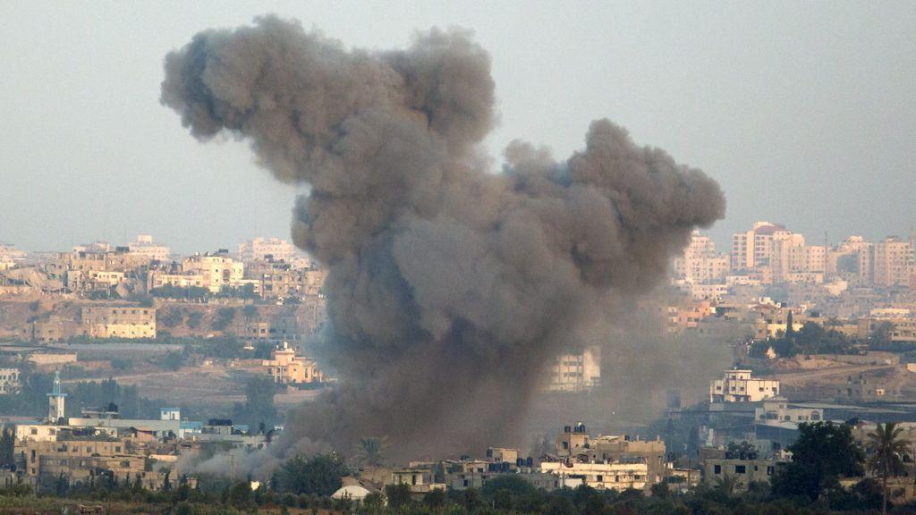 Ofensiva israelí contra la Franja de Gaza