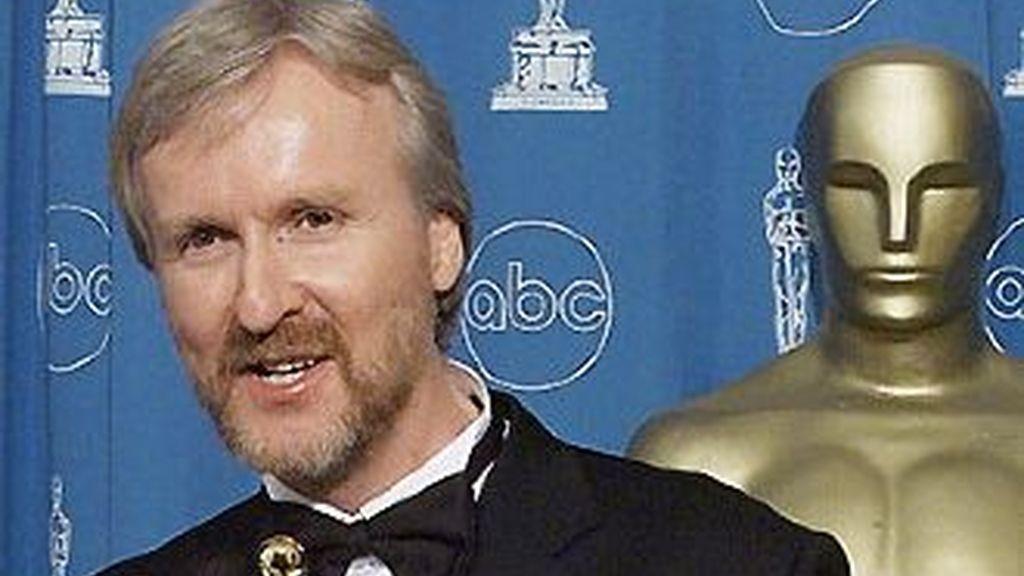 El director James Cameron ha ganado seis Oscar en su carrera cinematográfica. Foto archivo