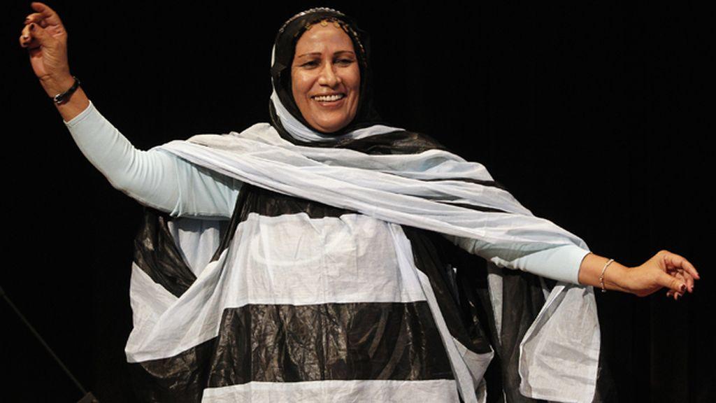 Fallece la cantante y activista saharaui Mariem Hassan