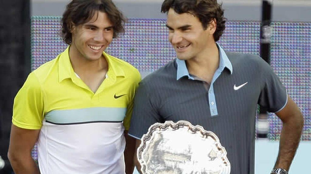 Federer se impone a Nadal en el Masters 1000 de Madrid