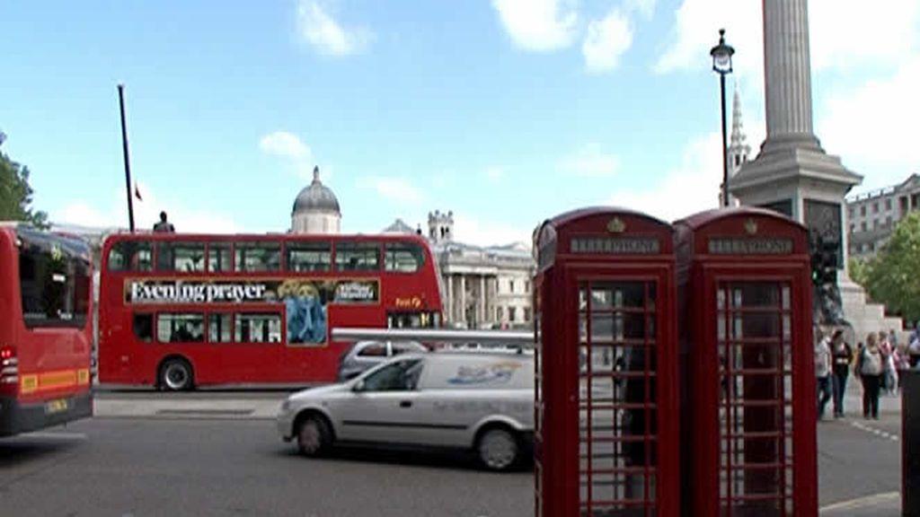 Las cabinas telefónicas, popularmente conocidas