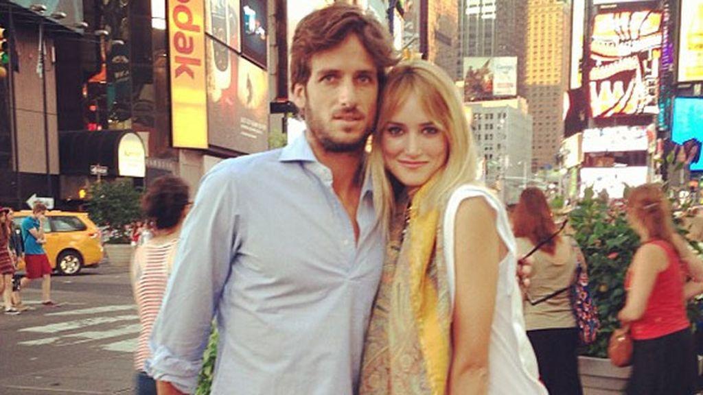 Feliciano López y Alba Carrillo pasean su amor por Nueva York