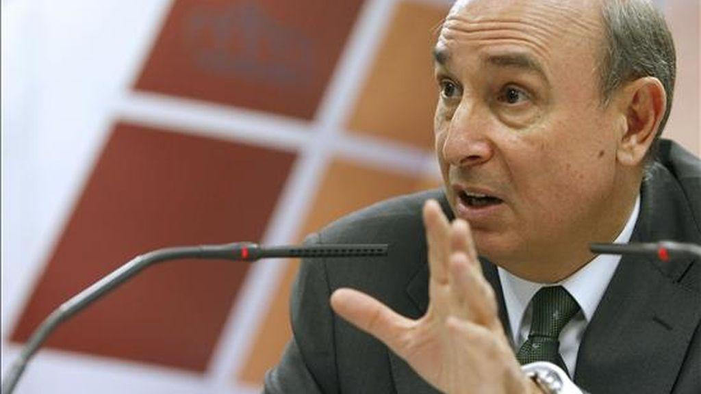 El presidente de Iberia, Fernando Conte. EFE/Archivo