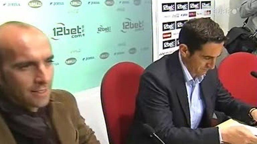 Tras el 'no' de Luis, Antonio Álvarez toma las riendas del Sevilla
