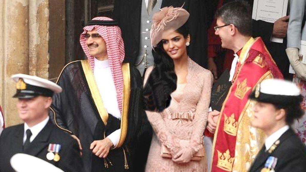 El Príncipe saudí Alwaleed bin Talal ya posee una participación en la empresa News Corp de Rupert Murdoch.