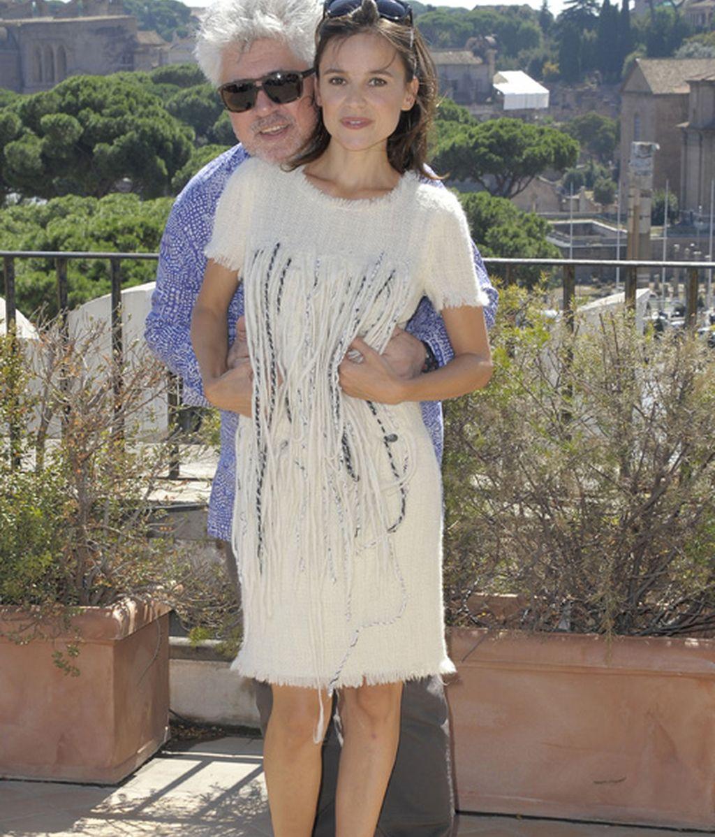 Elena Anaya vuelve a Roma