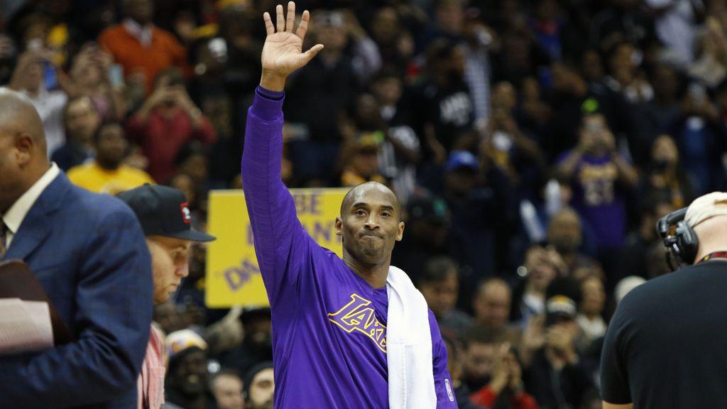 Kobe Bryant ya no brillará más en la NBA tras su retirada del baloncesto (05/12/2015)