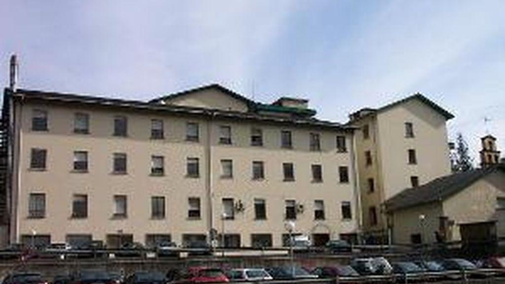 Hospital Álvarez-Buylla de Mieres