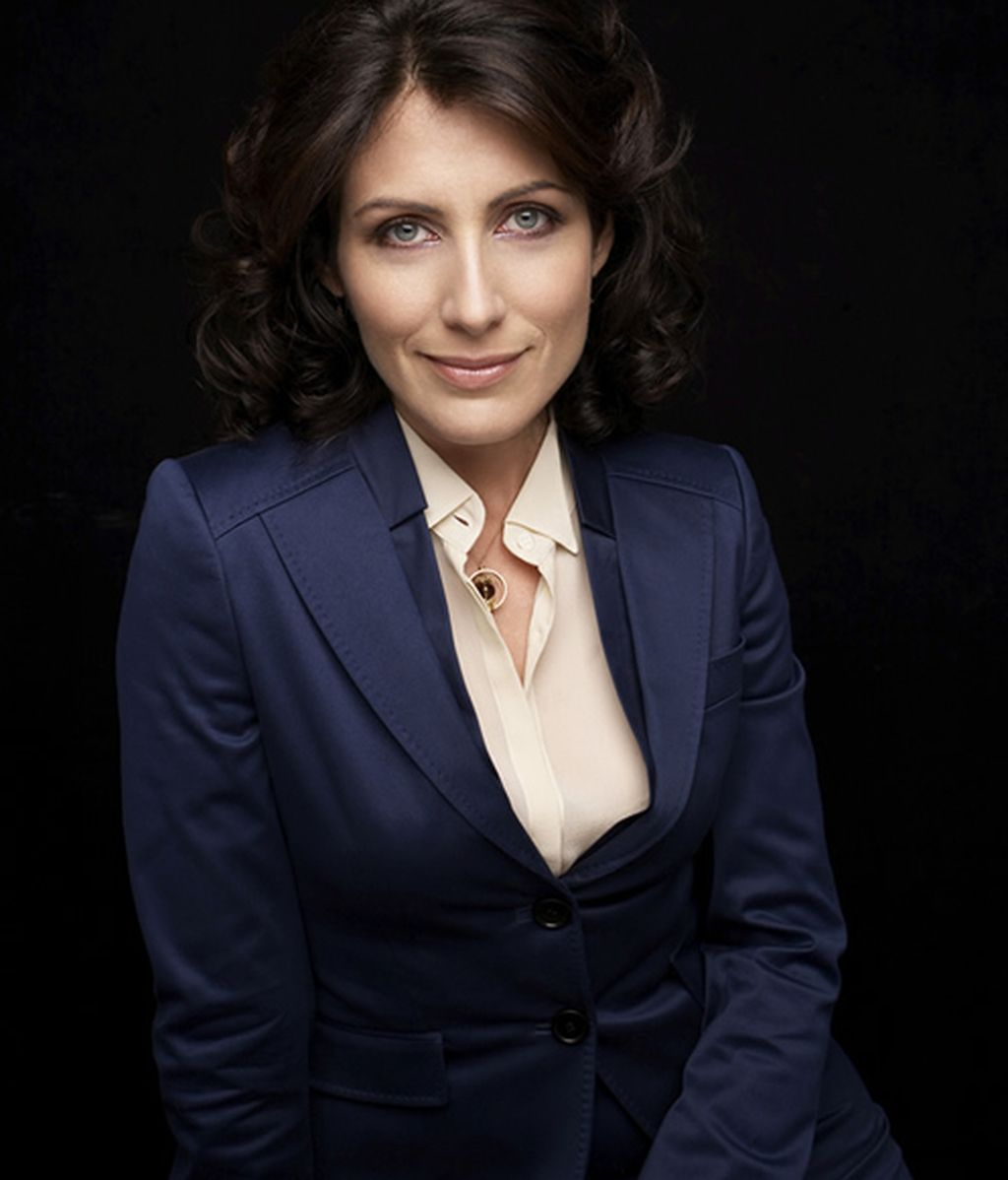 Lisa Edelstein. Lisa Cuddy en House