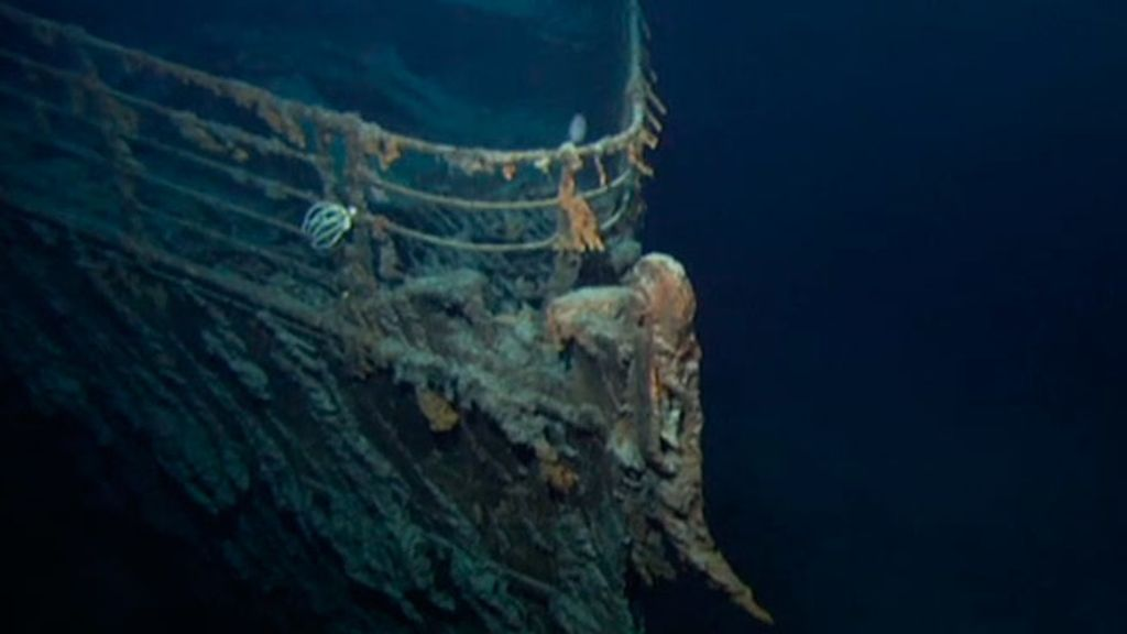 New Titanic Pictures Released for 25th