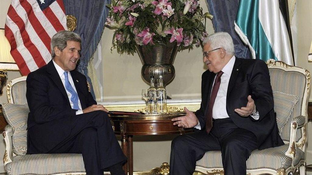 """Abbas: """"Si Israel sigue construyendo en los asentamientos puede frustar la paz"""""""