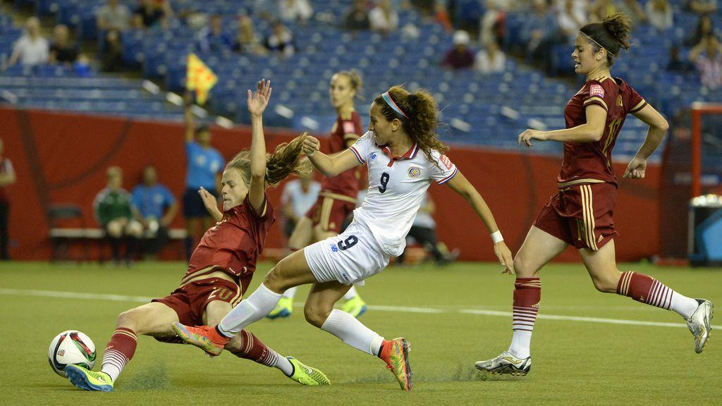 España arranca su primer Mundial con un empate agridulce