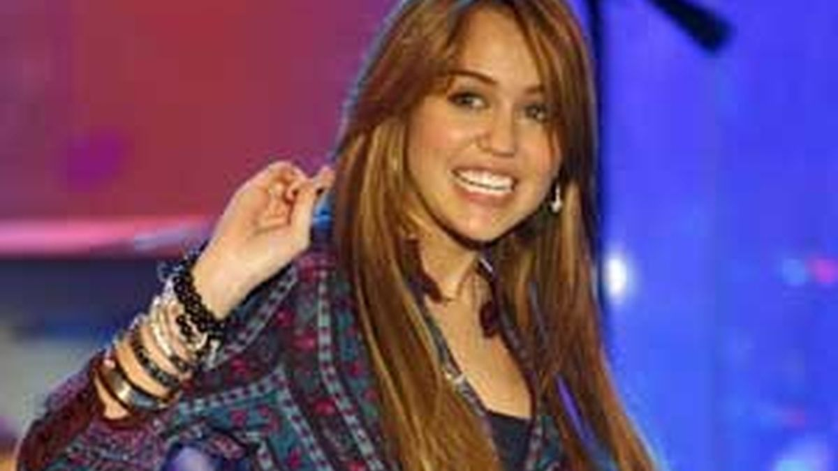 Miley Cirus, en una de sus últimas actuaciones. Foto: Reuters