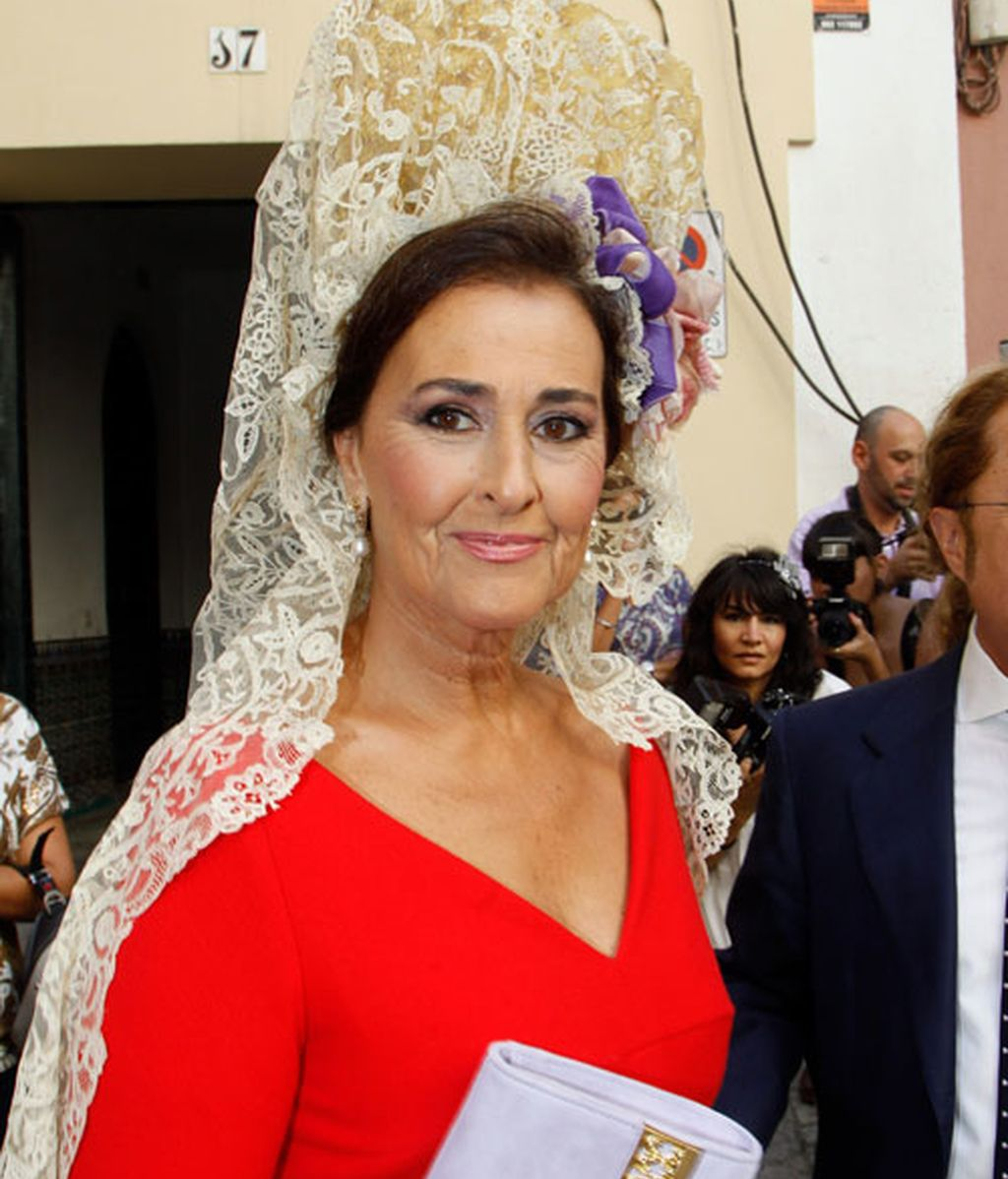 Invitados plebeyos en la boda de la Duquesa