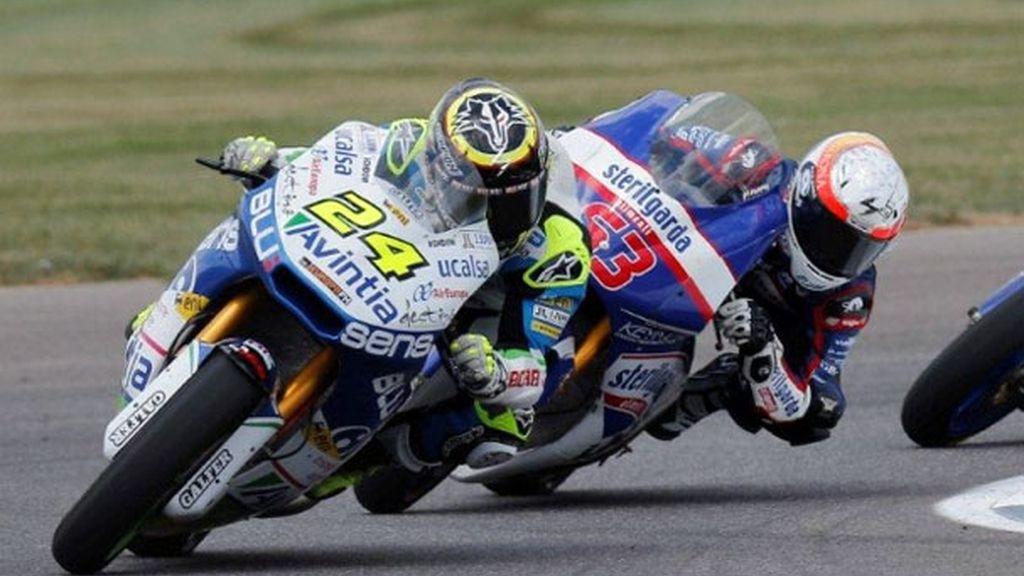 Toni Elias, Moto2