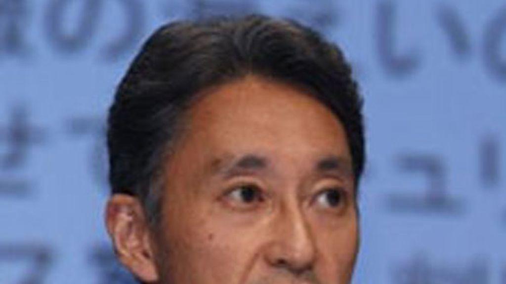 El vicepresidente ejecutivo de Sony Computer Enterteinment, Kazuo Hirai.