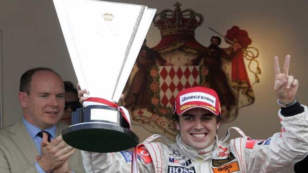 2007: GP MÓNACO
