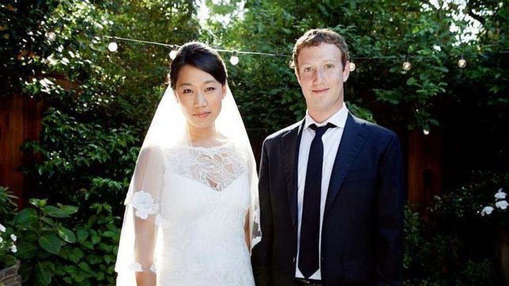 Boda de Mark Zuckerberg