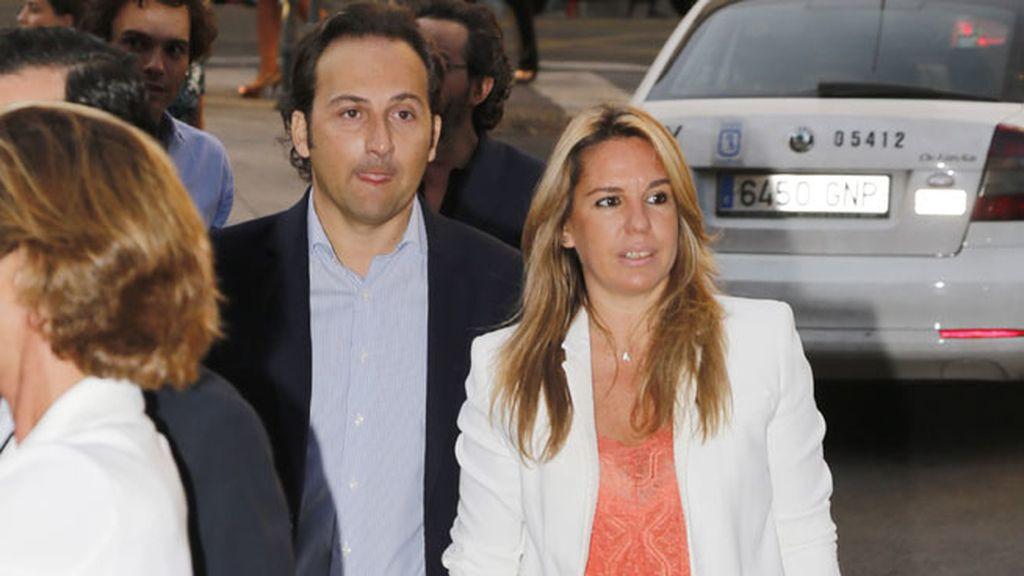 Los periodistas Iker Jiménez y Carmen Porter
