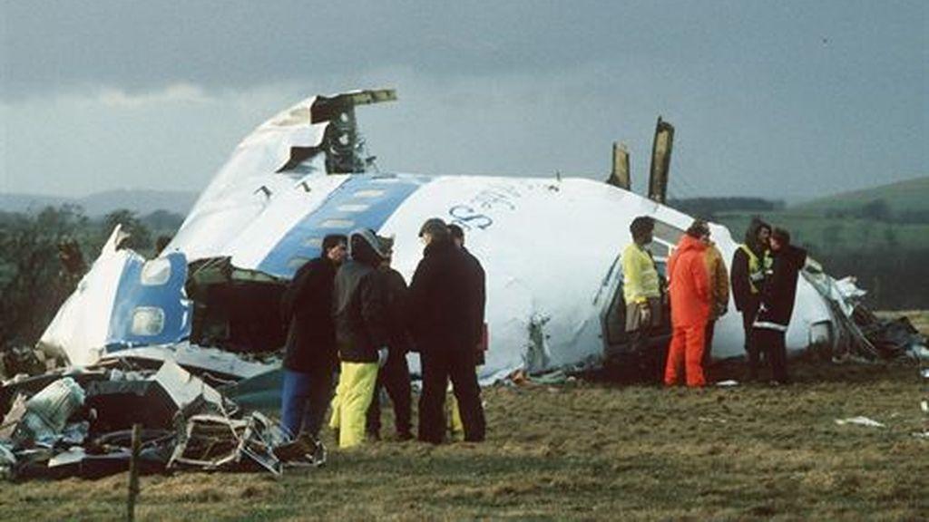 Reino Unido y EEUU rinden homenaje a las víctimas del atentado de Lockerbie en su vigésimo quinto aniversario