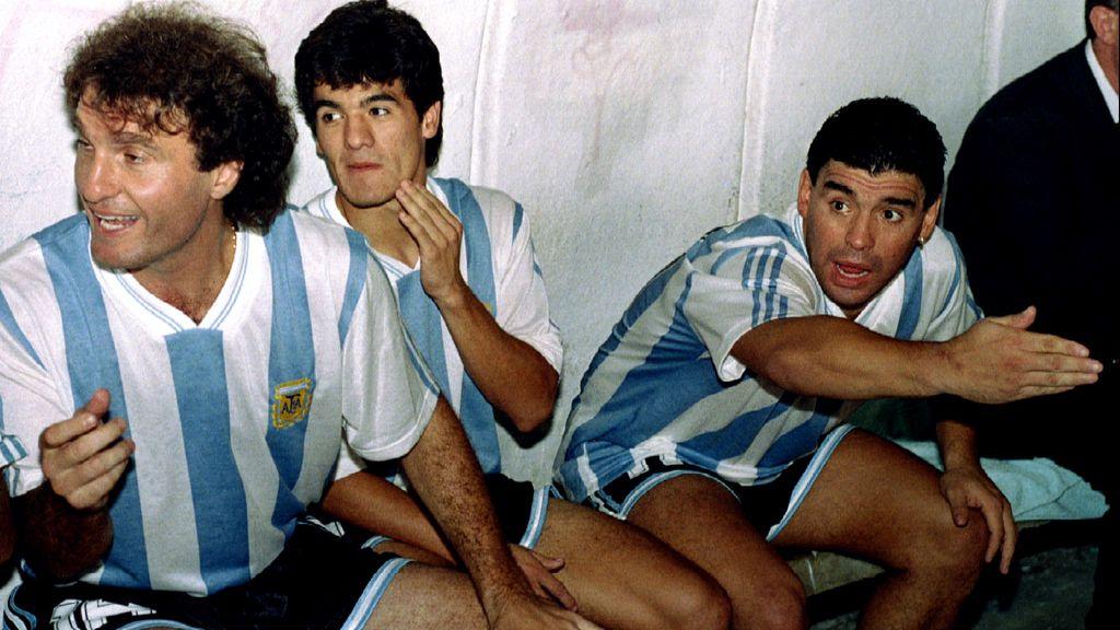 Argentina, Maradona, USA 94