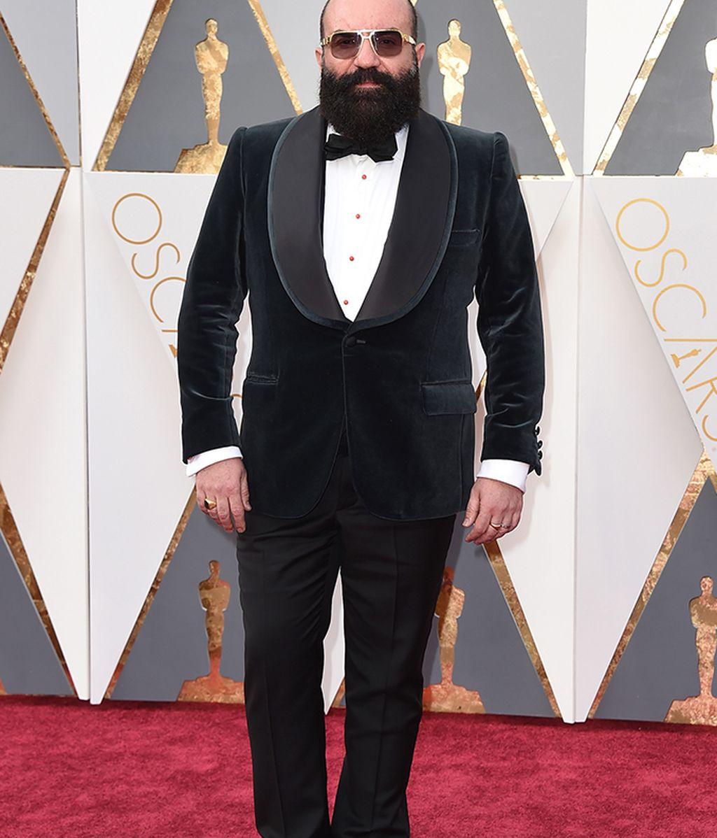 Paco Delgado, de Cornejo, no se llevó el Oscar