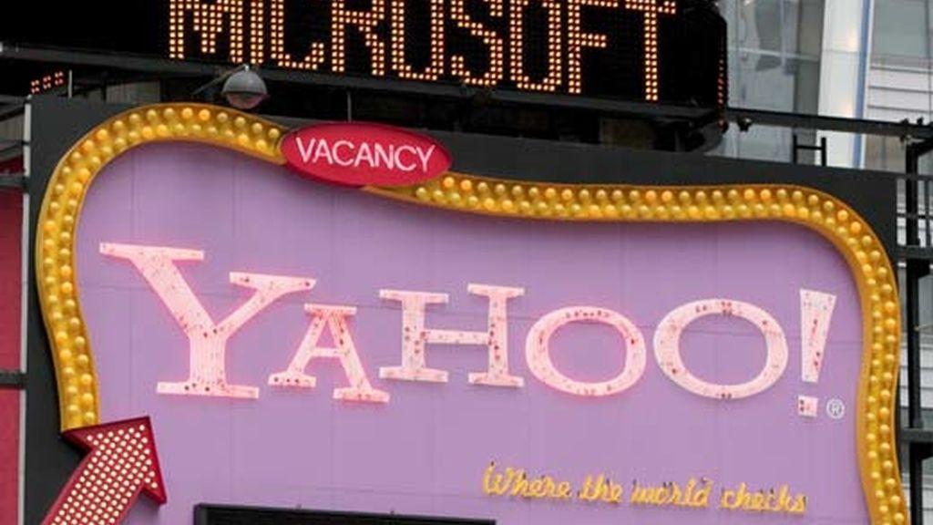 Microsoft retira su oferta de compra sobre Yahoo