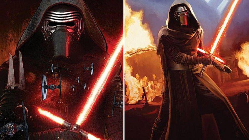 as u00ed es el nuevo villano de la saga star wars  el sith kylo ren