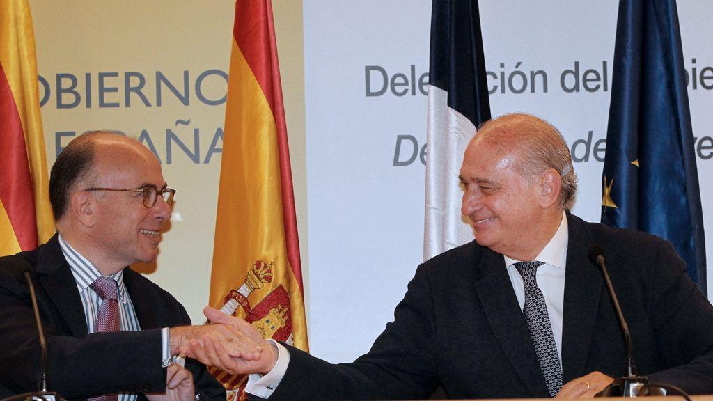 Francia y España