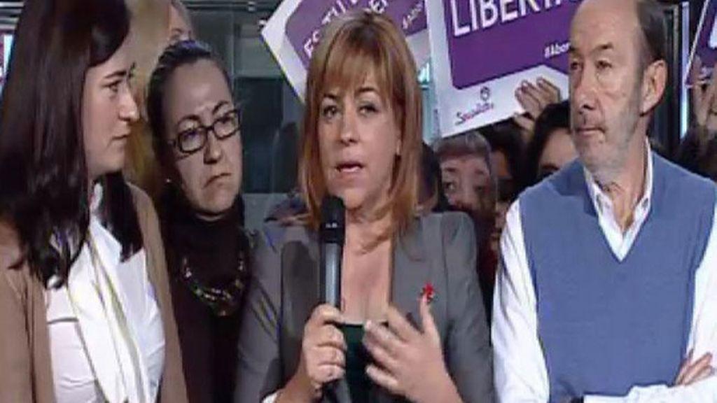 El PSOE, contra la nueva ley del aborto