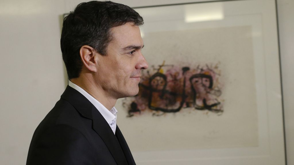 Pedro Sánchez, PSOE,